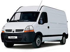 Renault Master, Opel Movano, Nissan Interstar 2003-2010