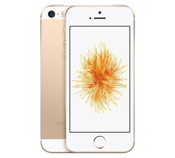Apple iPhone SE 16GB (Gold) Refurbished