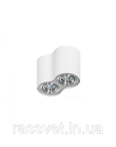 Точечный светильник (GM4200 WH/ALU) Azzardo Bross 2
