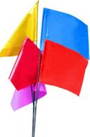 Прапорець для розмітки Smart Rain logo