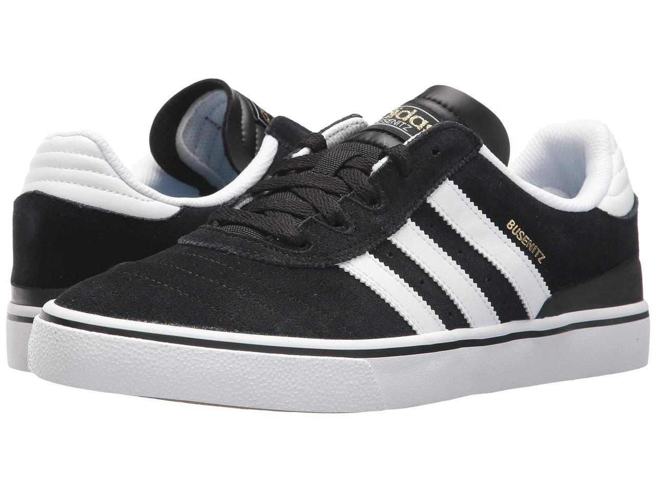 КроссовкиКеды adidas Skateboarding Busenitz Vulc BlackWhiteBlack