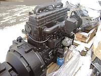 Двигатель МАЗ 4370 <ЕВРО-2> (156,4л.с.) Д245.30Е2-665 (1802) в сб. с КПП и сцепл. (пр-во ММЗ)