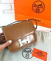 Женская сумка HERMES Constance Brown (3814)