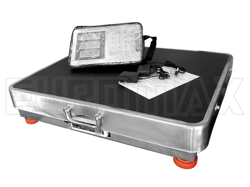 Весы электронные торговые WIFI BITEK 600кг 52х62см steel body YZ-WIFI-600KG-5262