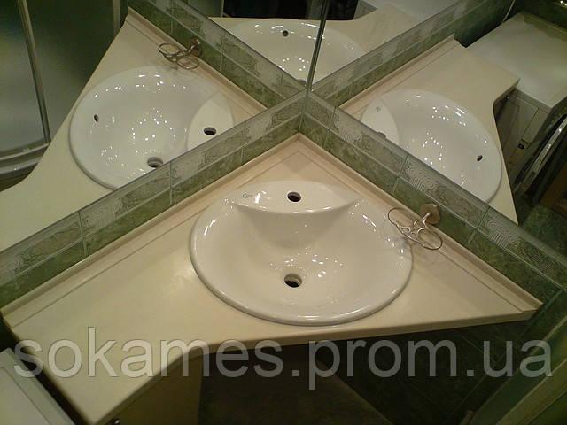 Столешница угловая в ванную столешница цены волгоград