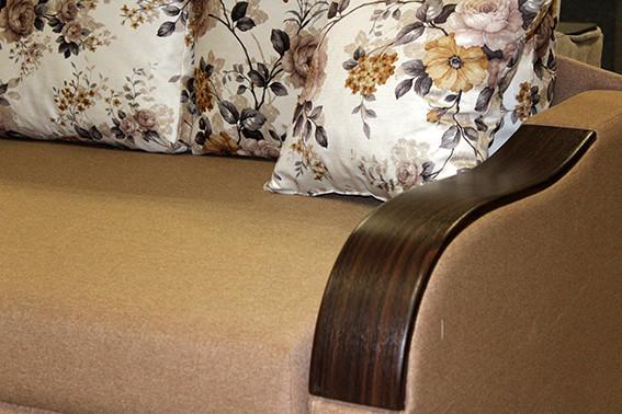 Розкладний диван з великим спальним місцем