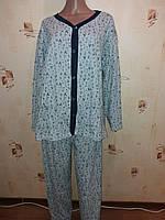 Пижама мужская, размер 4XL (56-58), Турция