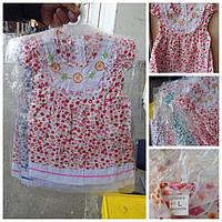 Детское платье в ассортименте по цветам 3-6 лет
