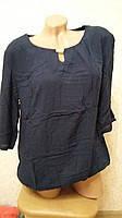 Женская блузка батал цвета