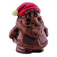 Шоколадный Дед Мороз без глютена Shoude 25г Украина