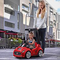 "Детская машина-каталка Step 2 ""Turbo coupe foot-to-floor"" красная"