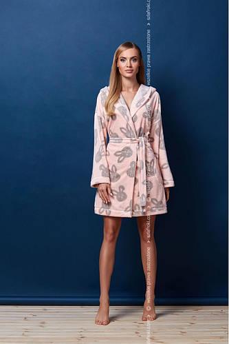 231966355cec1b Жіночі домашні халати купити в інтернет-магазині ❰❰ЛАУМА❱❱