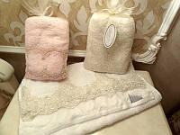 Махровое полотенце в подарочной упаковке