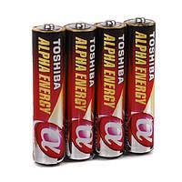Батарейки LR3 TOSHIBA Alkaline Alpha