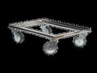 Тележка для перевозки ящиков 600*400*140 мм