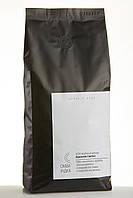 Кава мелена Бразилія Сантос 1000г (упаковка з клапаном)