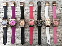 Женские наручные часы с камнями HUBLOT 7 цветов
