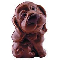 Шоколадная фигурка Песик без глютена Shoude 25г Украина