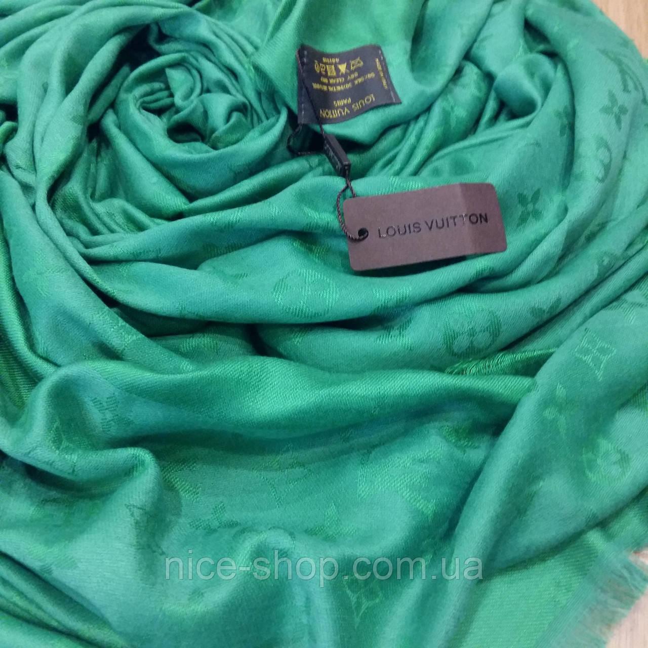 efa755d8088e Платок Louis Vuitton изумруд  продажа, цена в Одессе. платки, шали ...