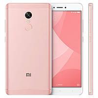 "Смартфон Xiaomi Redmi Note 4X 4/64Gb, Pink, Helio X20, 10 ядер, 13/5Мп, 5.5"", 2Sim, 4100мА, 4G, фото 1"