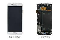 Дисплейный модуль Samsung Galaxy S6 EDGE, G925F GH97-17162B оригинал