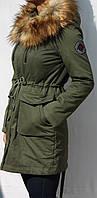 Куртка женская (парка) осень/весна.