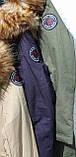 Куртка женская (парка) осень/весна. , фото 5