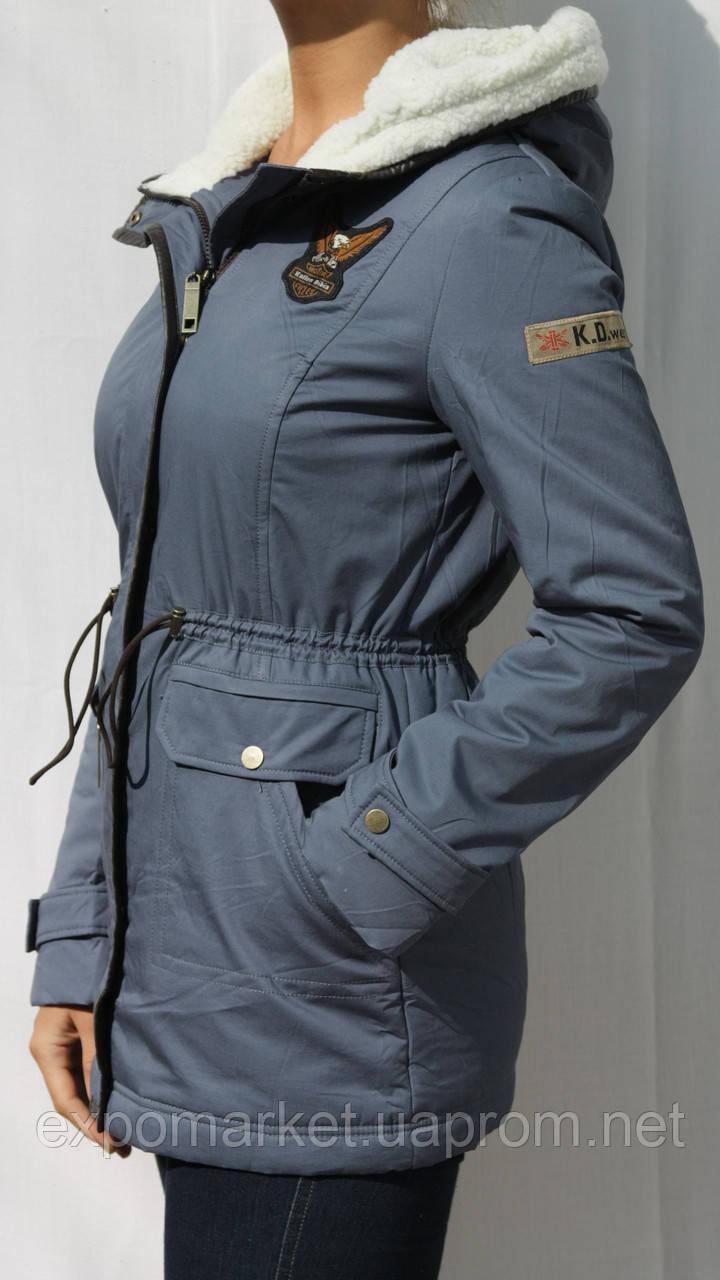 Парка куртка женская осень/зима