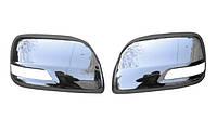 Хромированные накладки на зеркала Ford Mondeo (2008-2013) нержавейка