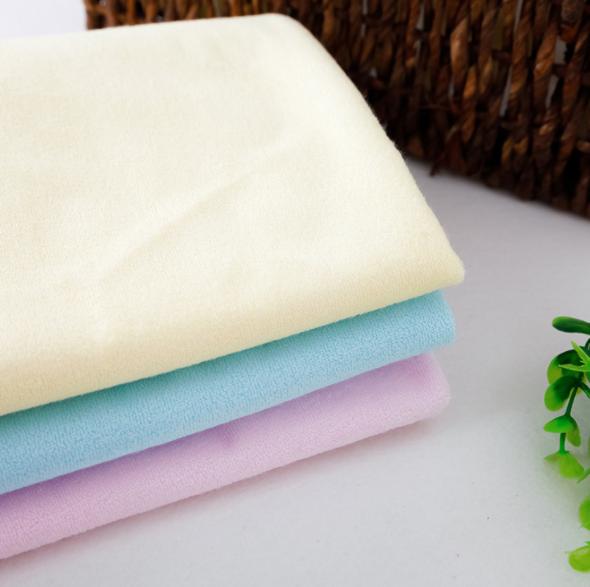 Непромокаемая многоразовая пеленка бамбуковая махра +дышащая мембрана, размер 50*80 см. Оптом