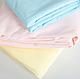 Непромокаемая многоразовая пеленка бамбуковая махра +дышащая мембрана, размер 50*80 см. Оптом, фото 4