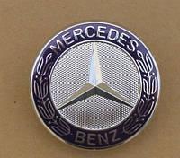 Эмблема заглушка капота Mercedes-Benz W212/ W213/ W205 Новая Оригинальная