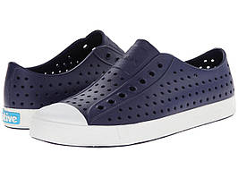 Кроссовки/Кеды (Оригинал) Native Shoes Jefferson Regatta Blue/Shell White