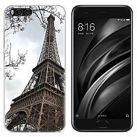 Чехол-накладка TPU Image Paris для Xiaomi Mi 6