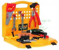 Детский набор инструментов в чемодане. Польша. Н