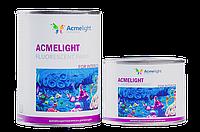 Флуоресцентная краска для стен Acmelight Fluorescent paint for Interior 0,25л, 0,5л, 1л