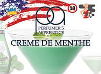 Creme de Menthe ароматизатор TPA (Мятный ликёр) 5мл