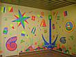 Флуоресцентная краска для стен Acmelight Fluorescent paint for Interior 0,25л, 0,5л, 1л, фото 5