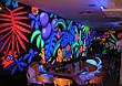 Флуоресцентная краска для стен Acmelight Fluorescent paint for Interior 0,25л, 0,5л, 1л, фото 3