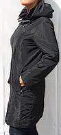 Женская длинная куртка большие размеры Macka Angel , фото 1