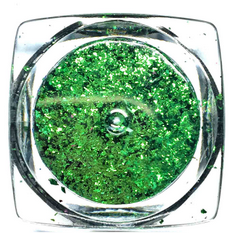 Пластівці Юкі Зелені з аплікатором .Точну вагу. Герметична заводська упаковка.