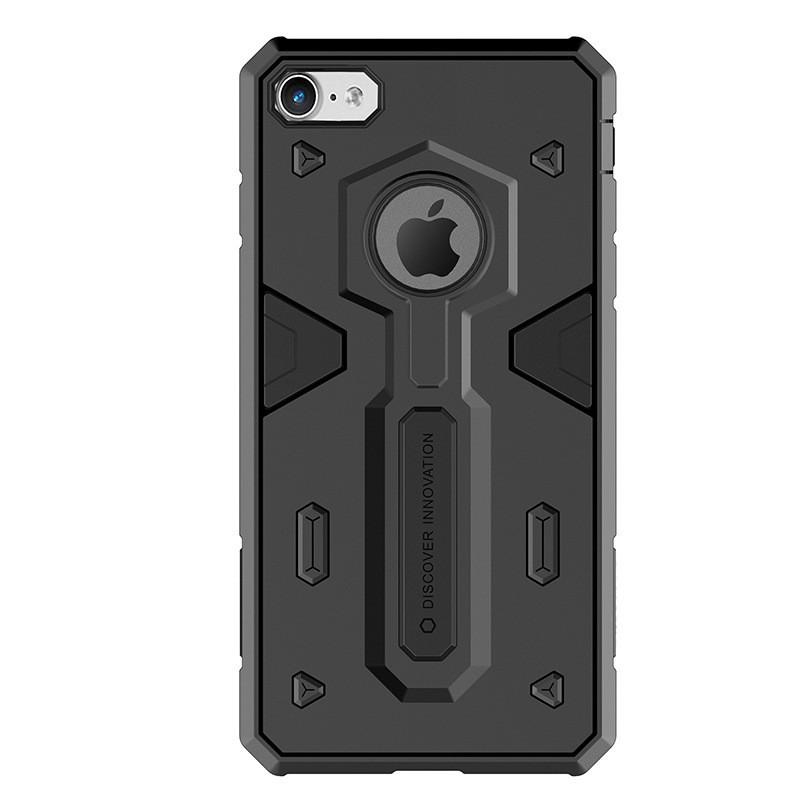 Защитный чехол Nillkin Defender 2 black для Apple iPhone 7 / 8