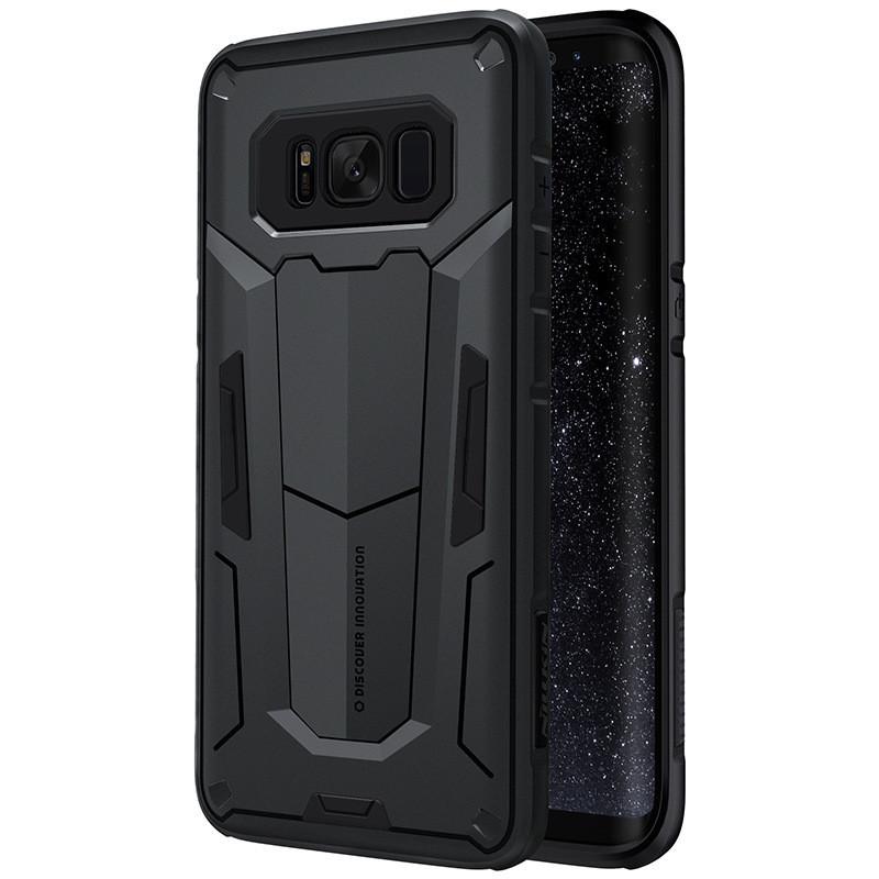Защитный чехол Nillkin Defender 2 black для Samsung Galaxy S8/G950