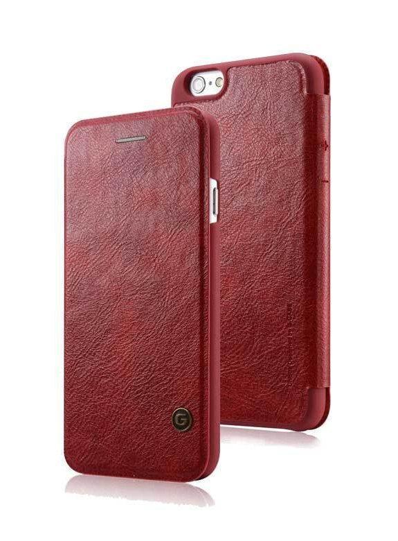 Чехол-книжка G-Case для iPhone 7 / 8 red