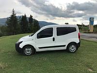 Установка (врезка) стекол на Fiat Fiorino, Citroёn Nemo, Peugeot Bipper (Фиат Фиорино, Ситроен Немо, Пежо Бипп