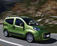 Передний салон, правое стекло {под оригинал} на Fiat Fiorino, Citroёn Nemo, Peugeot Bipper (Фиорино, Немо, Бип