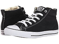 Кроссовки/Кеды Converse Chuck Taylor® All Star® Street Core Canvas Mid Black/Natural/White