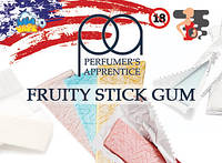 Fruity Stick Gum ароматизатор TPA (Жвачка в пластинках) 100мл