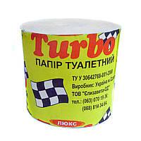 Туалетная бумага Turbo Люкс