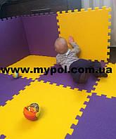 Коврик-пазл для детей и игровых центров 2*1,5 м, площадь 2,7 м2